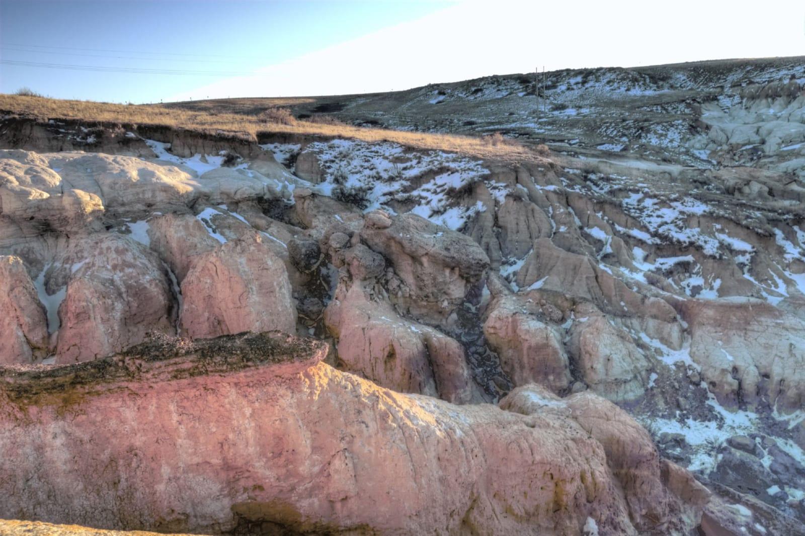 Colorado Winter Day Hike