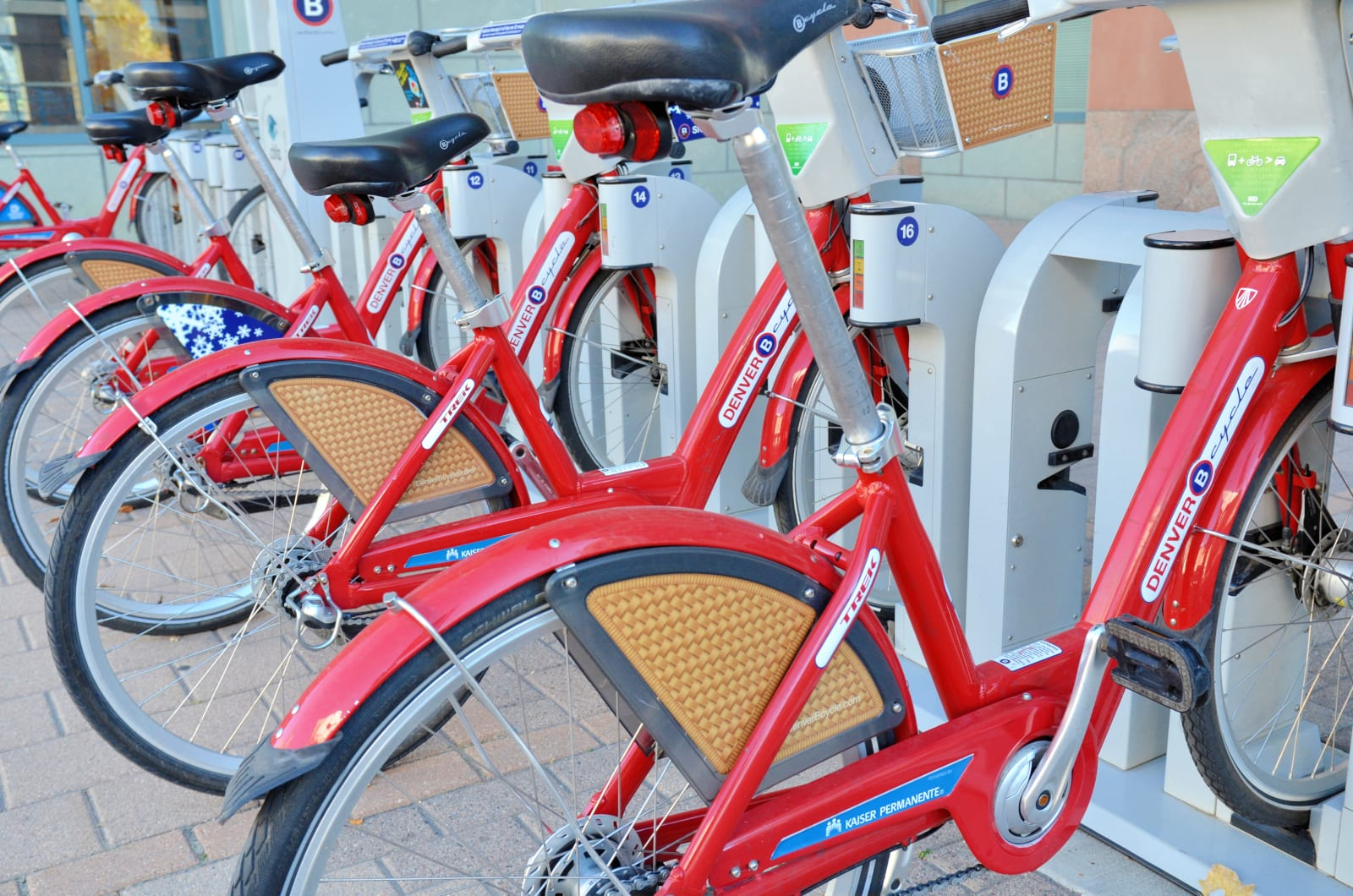 Colorado Without Car Denver B-Cycle Rental