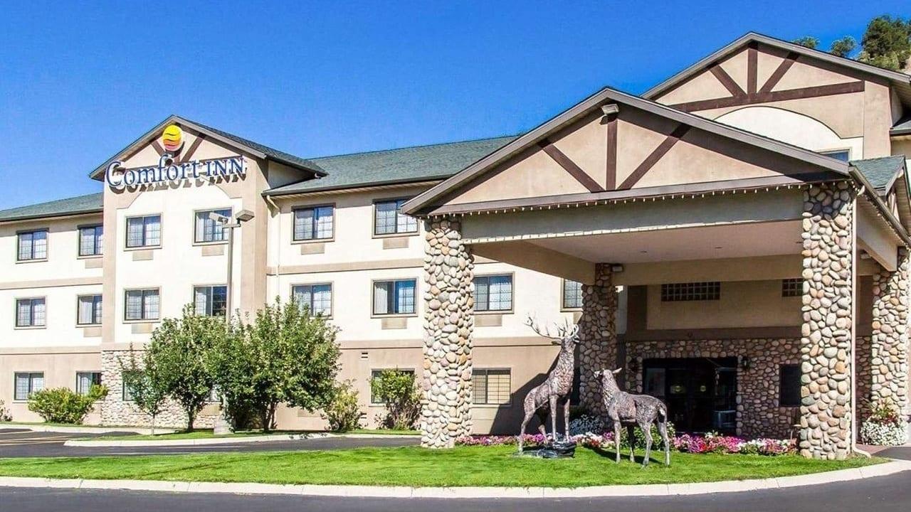 Comfort Inn Vail Valley Eagle