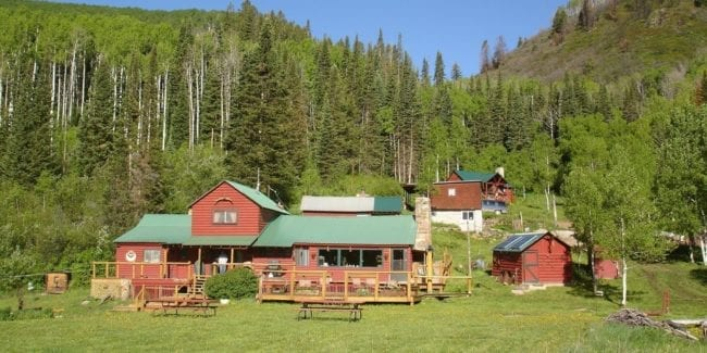 Coulter Lake Guest Ranch Rifle