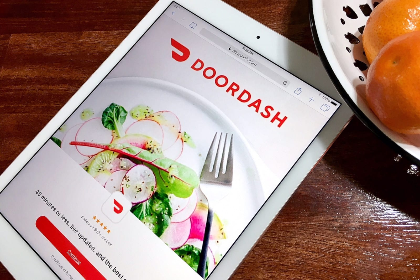 Denver Food Delivery Service DoorDash