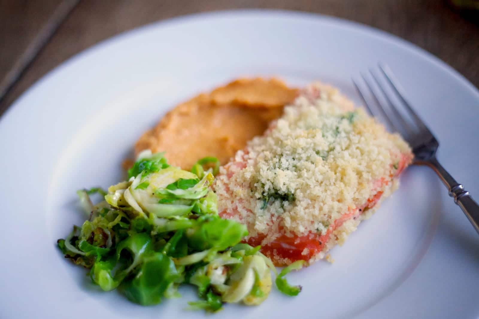 Denver Meal Delivery Service The Spicy Radish Baked Salmon