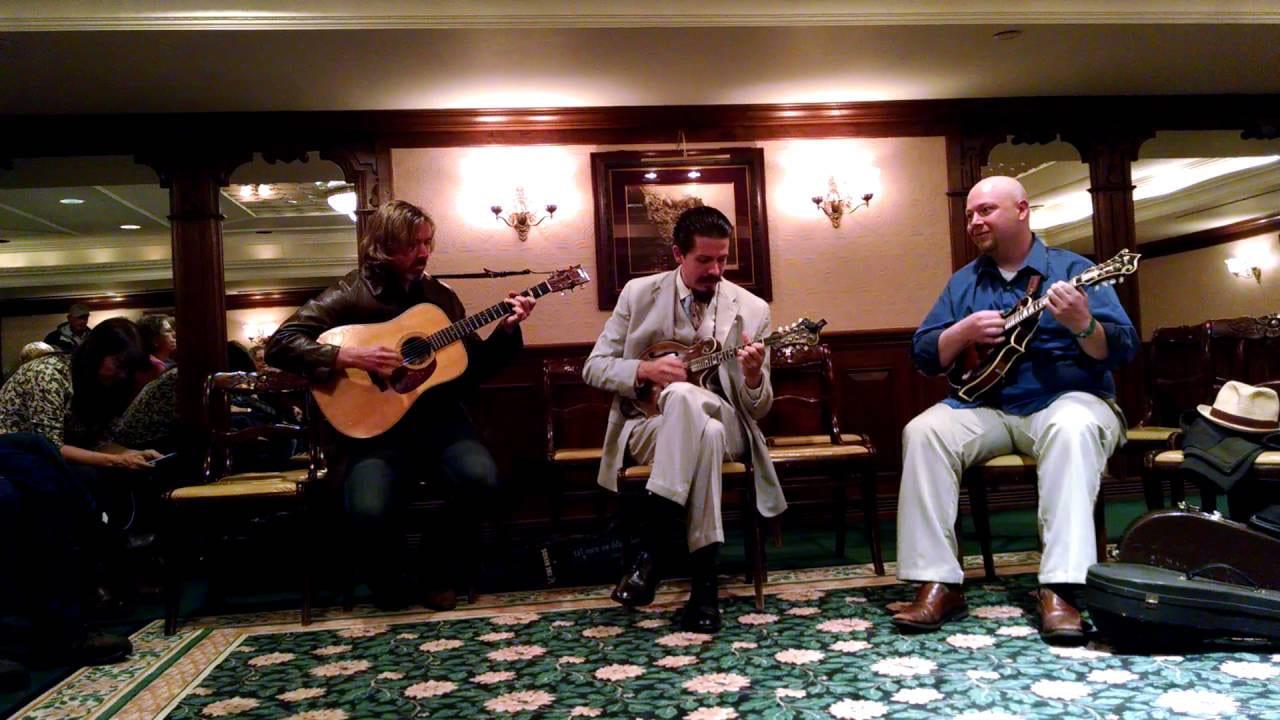 Durango Bluegrass Meltdown Mandolin Workshop