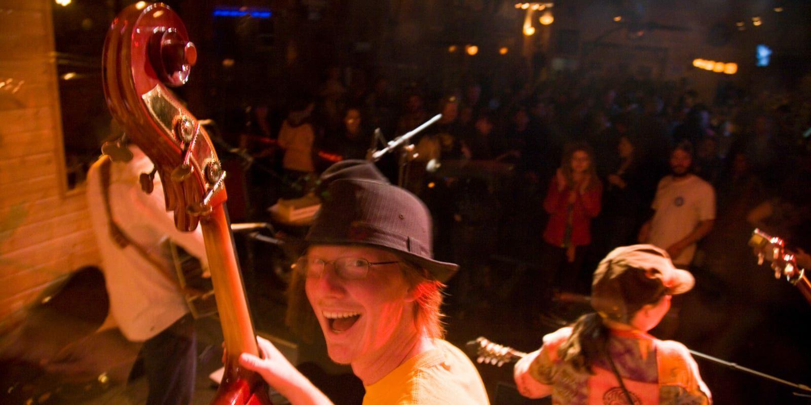 Durango Bluegrass Meltdown Bar Gigs