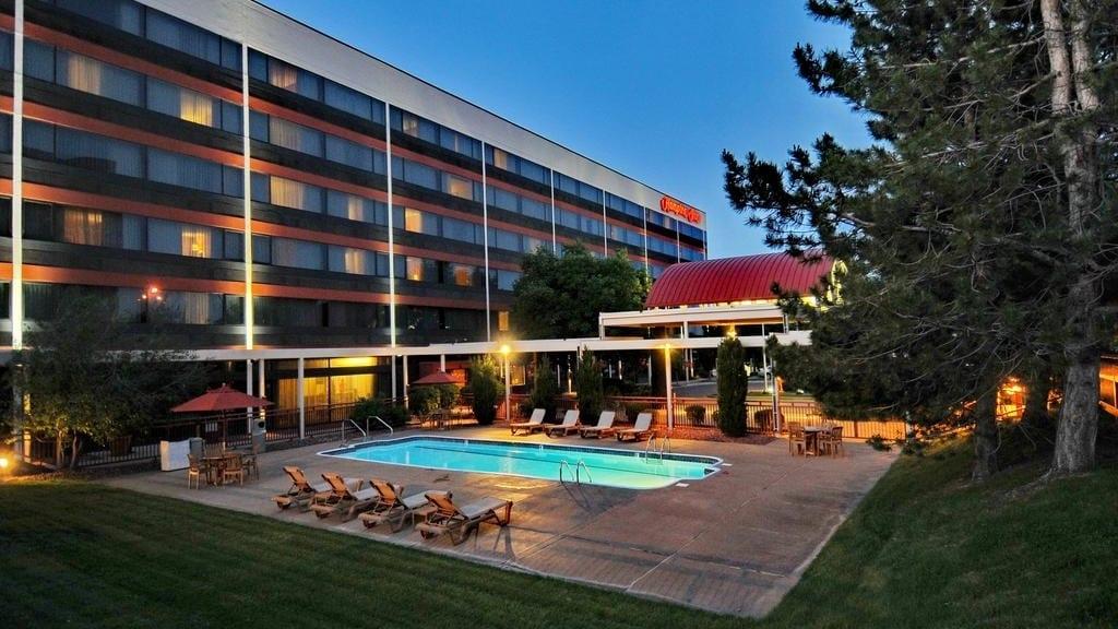 Hampton Inn Denver West Federal Center Lakewood