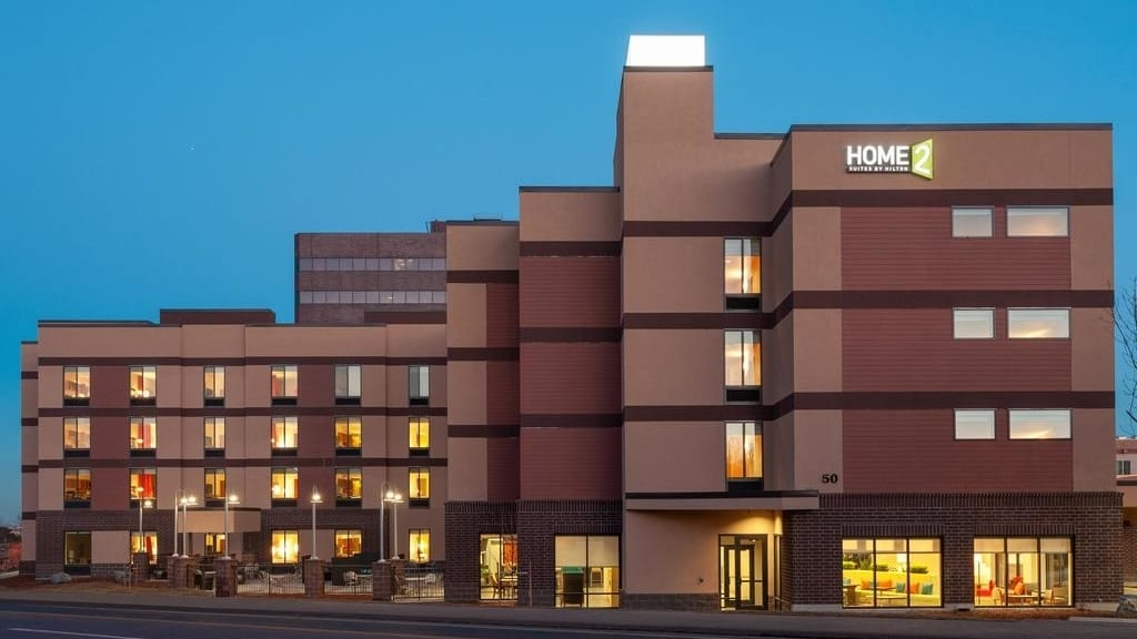 Home2 Suites by Hilton Denver West-Federal Center Lakewood