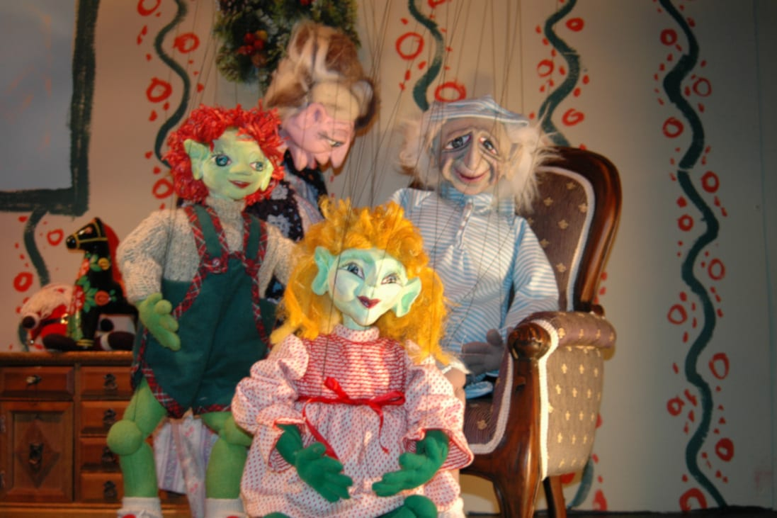 Kid Friendly Activity Denver Puppet Theater