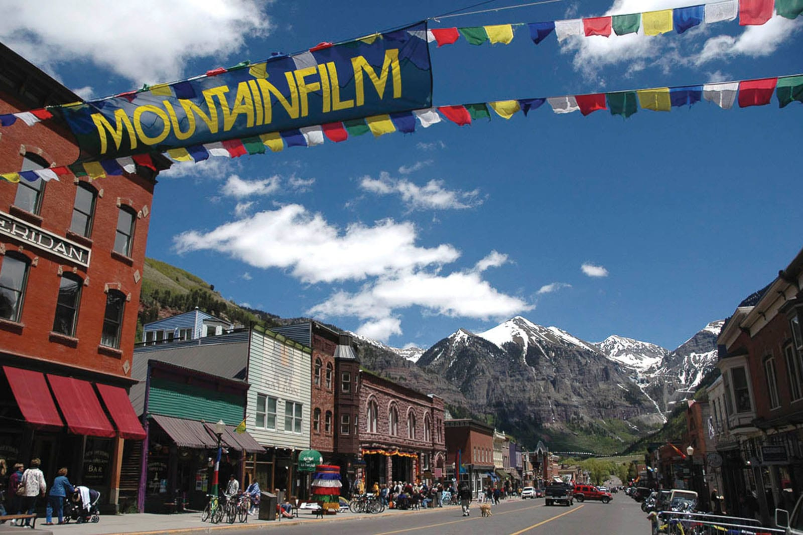 MountainFilm in Telluride Banner