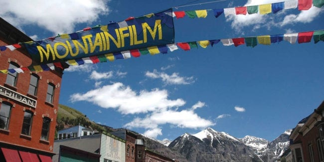 MountainFilm in Telluride