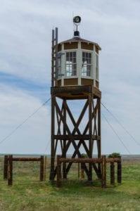 Camp Amache Original Watch Tower Granada CO