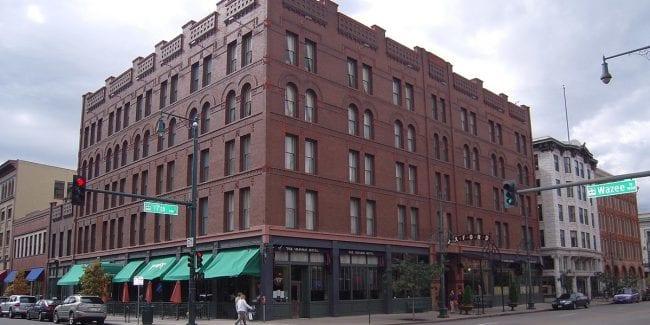 Oxford Hotel Denver CO