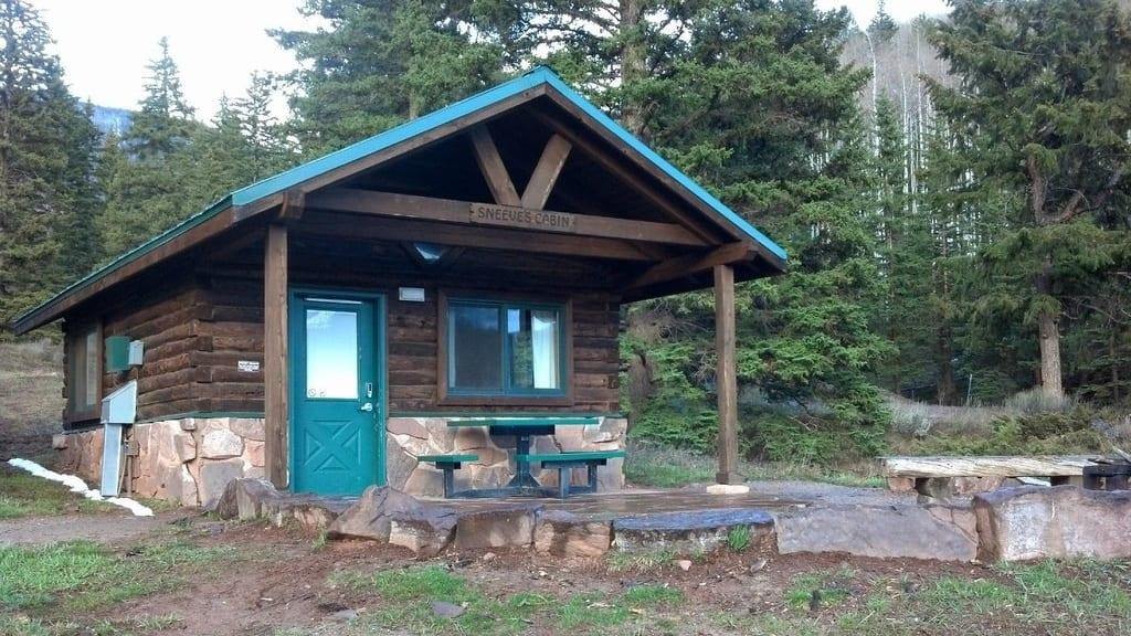 Sylvan Lake State Park Campground Eagle