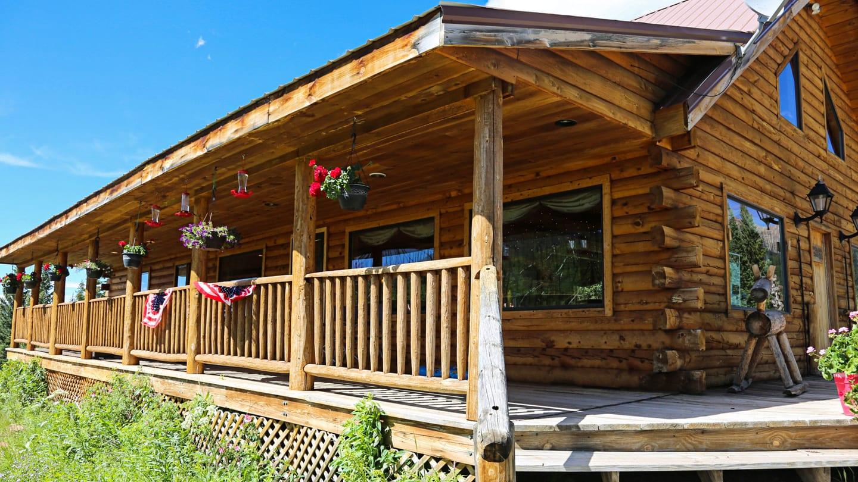 Trappers Lake Lodge & Resort Meeker