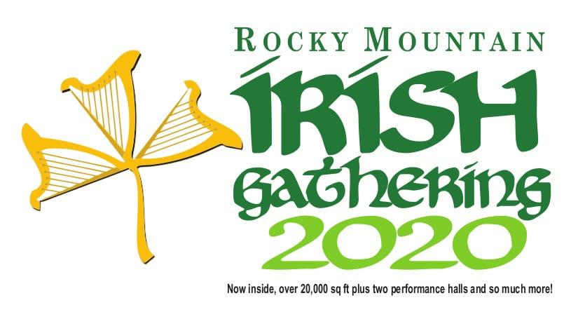 Rocky Mountain Irish Gathering 2020 Logo
