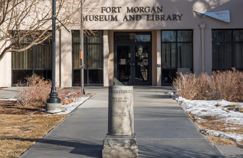 image of Fort Morgan Museum