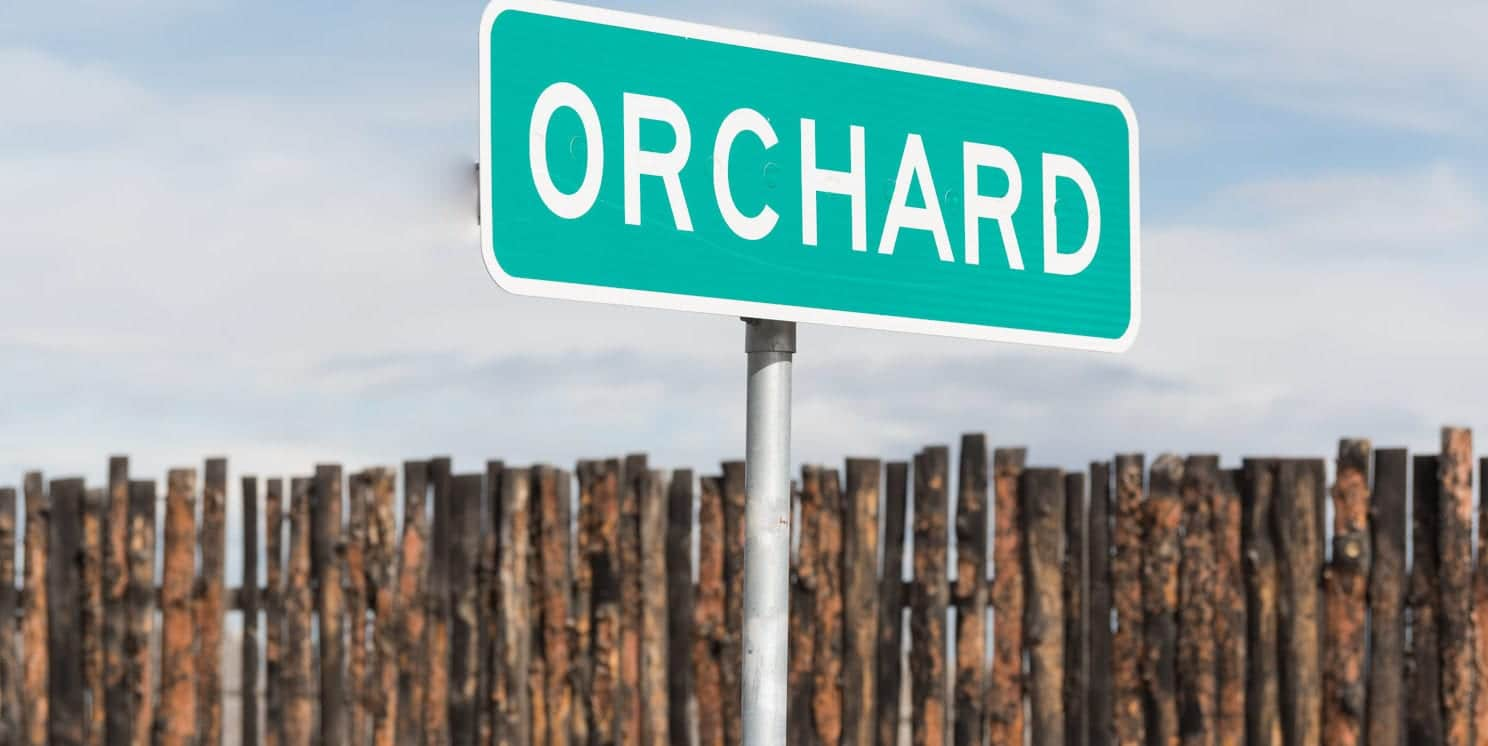 image of Orchard, CO