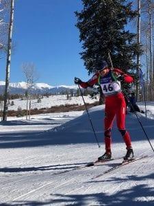Ski and Shoot Biathlon Fraser Colorado