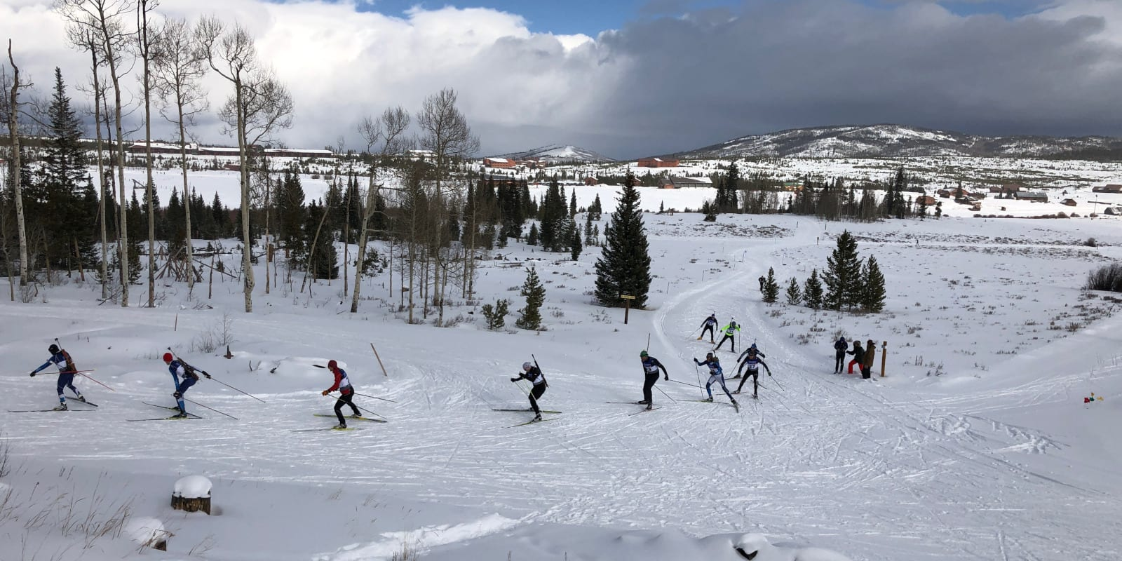 Colorado Biathlon Ski and Shoot