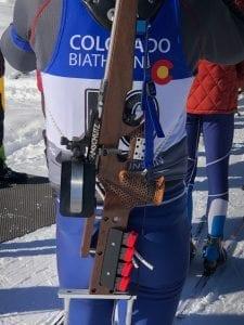 Colorado Biathlon Racer Anschutz Rifle
