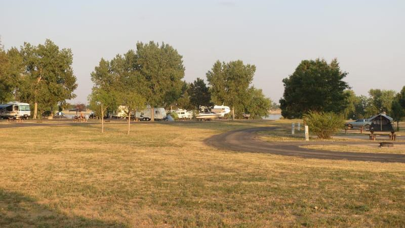 Boyd Lake State Park Loveland CO RV Campground