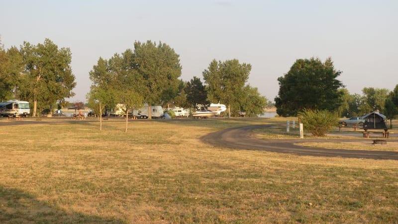 Boyd Lake State Park Loveland CO RV Campground