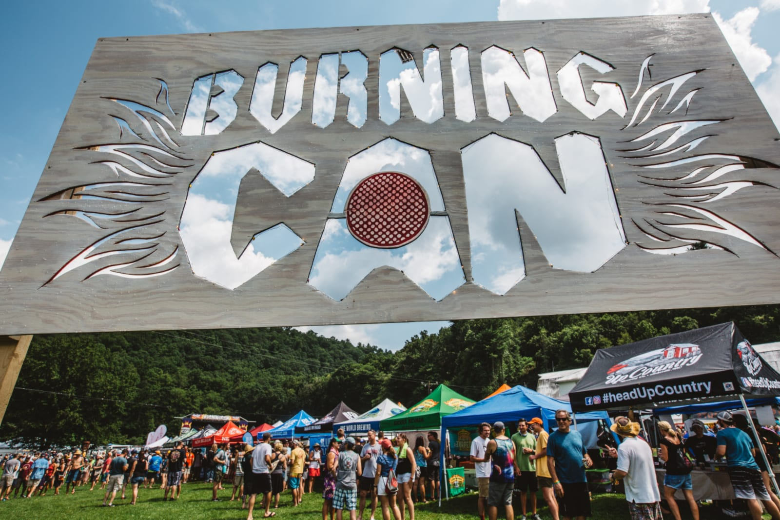 Burning Can Festival