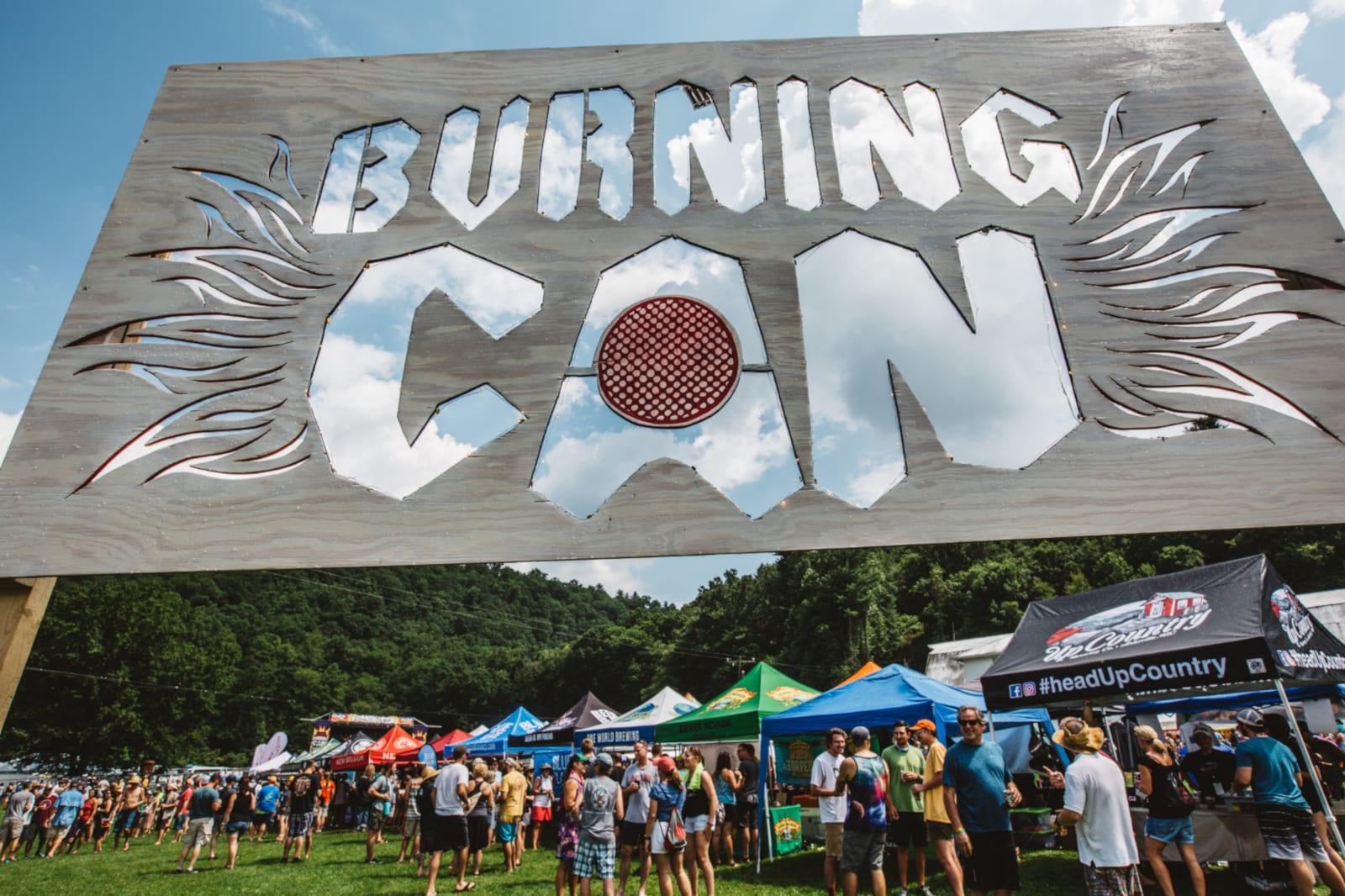 Burning Can Festival