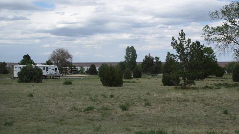 Chatfield State Park Littleton CO Campground RV