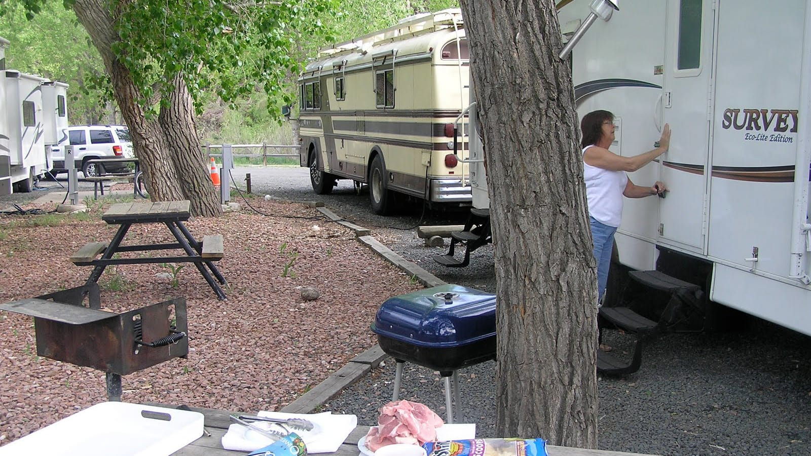 Clear Creek Rv Park Golden CO Campground