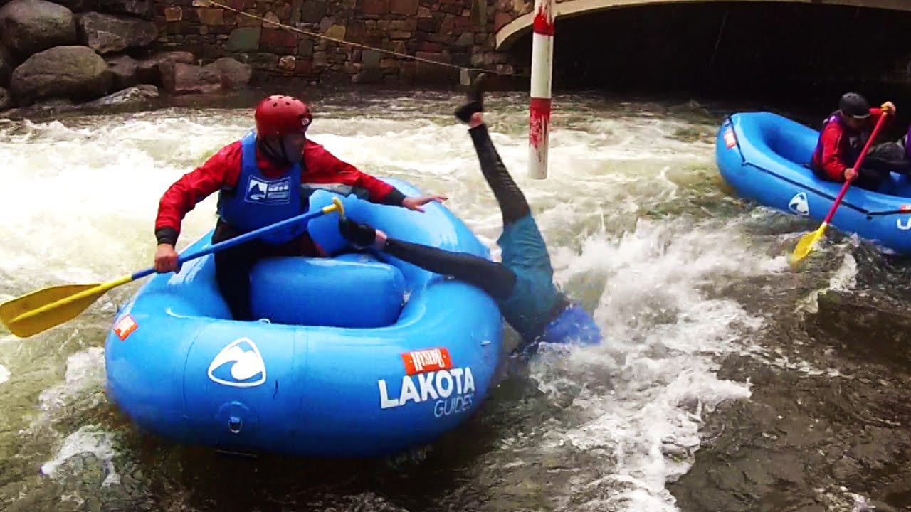 GoPro Mountain Games Whitewater Rafting Vail