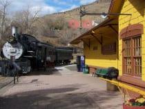 Colorado Railroad Museum Golden