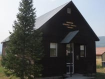 Hahns Peak Museum Clark