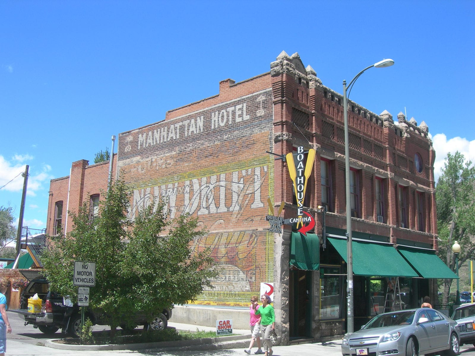 Manhattan Hotel Salida, CO