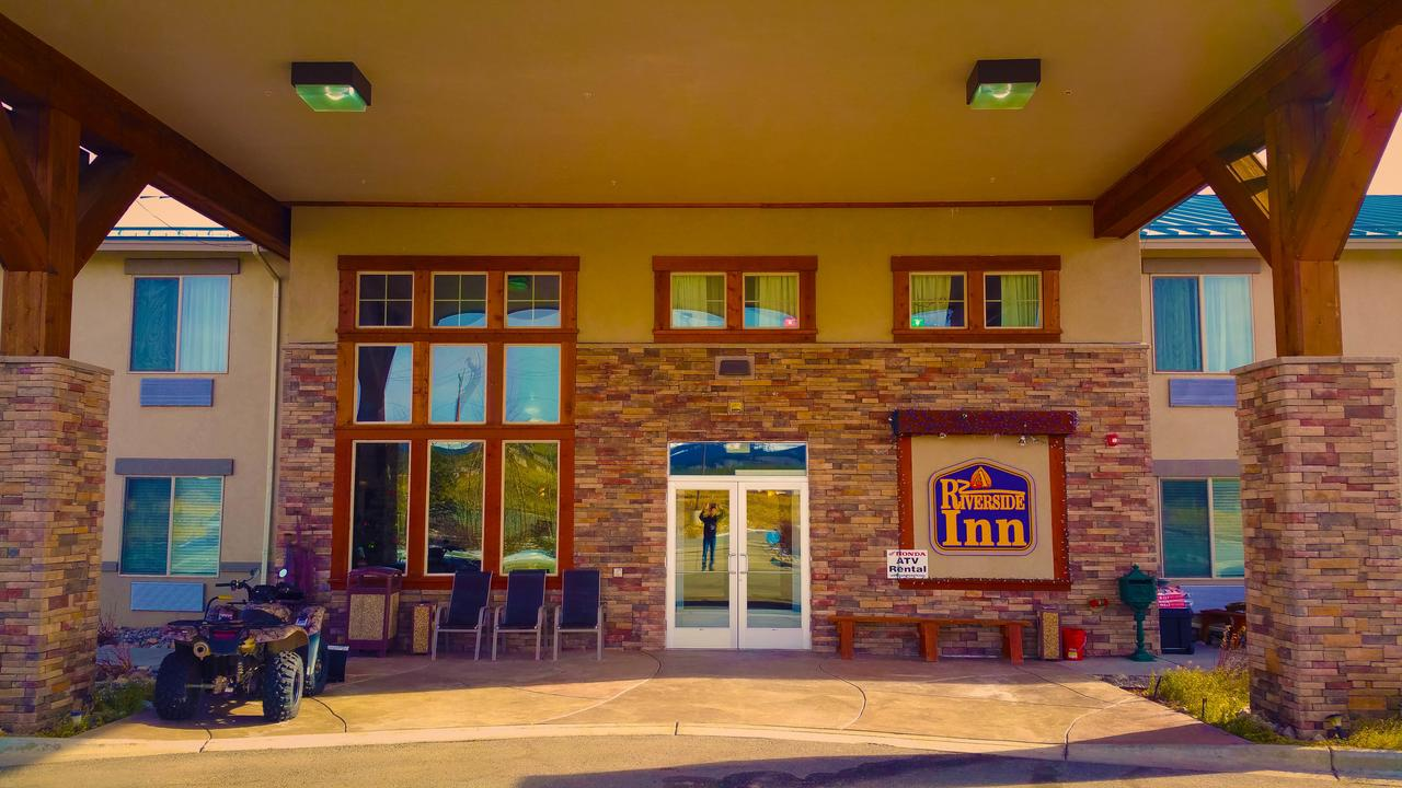 Riverside Inn Hotel Fairplay, Colorado