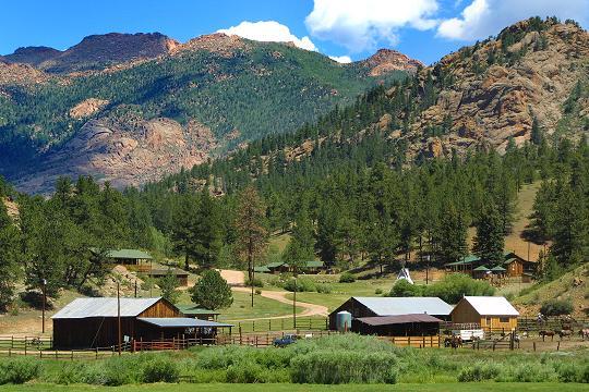 Tarryall River Ranch, CO