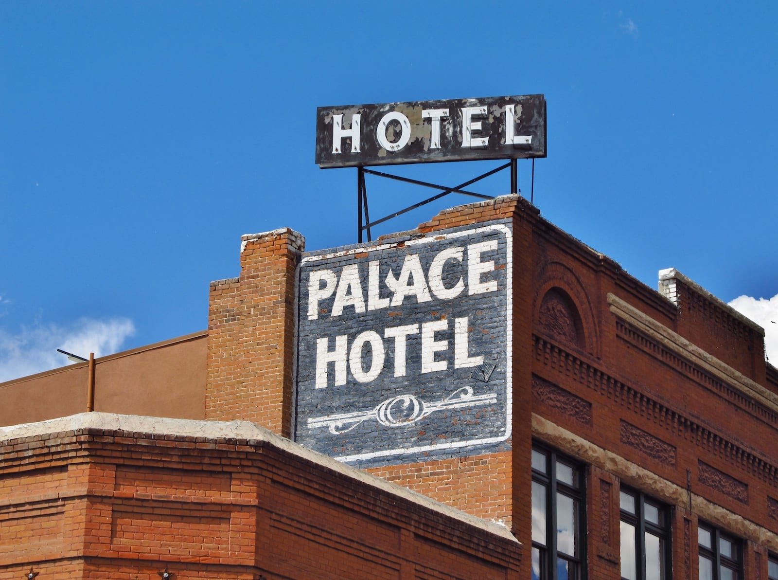 The Palace Hotel, CO