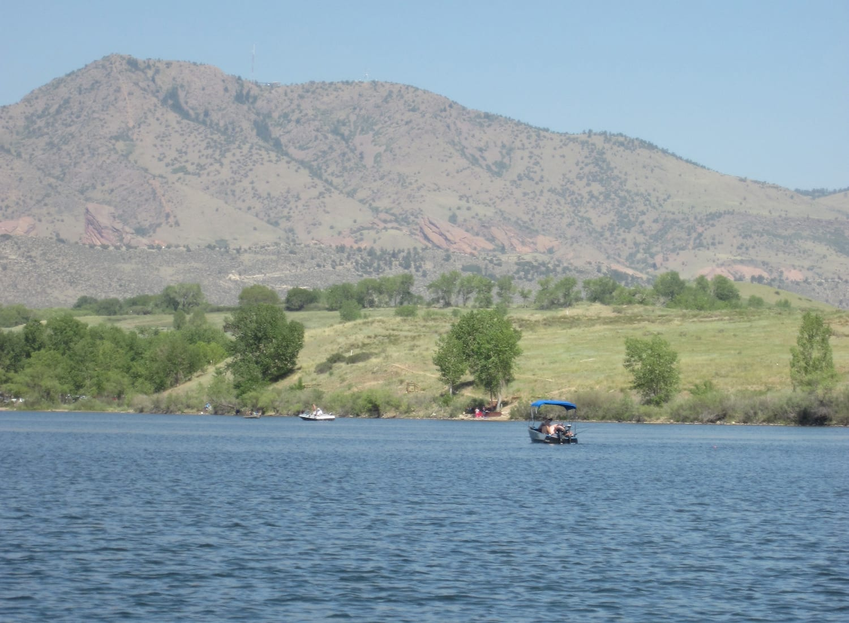 Bear Creek Lake Park Trout Fishing Touranment