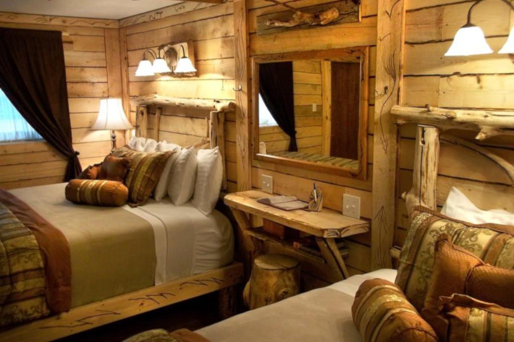 Best Hotel Cedaredge Lodge Colorado Bedroom