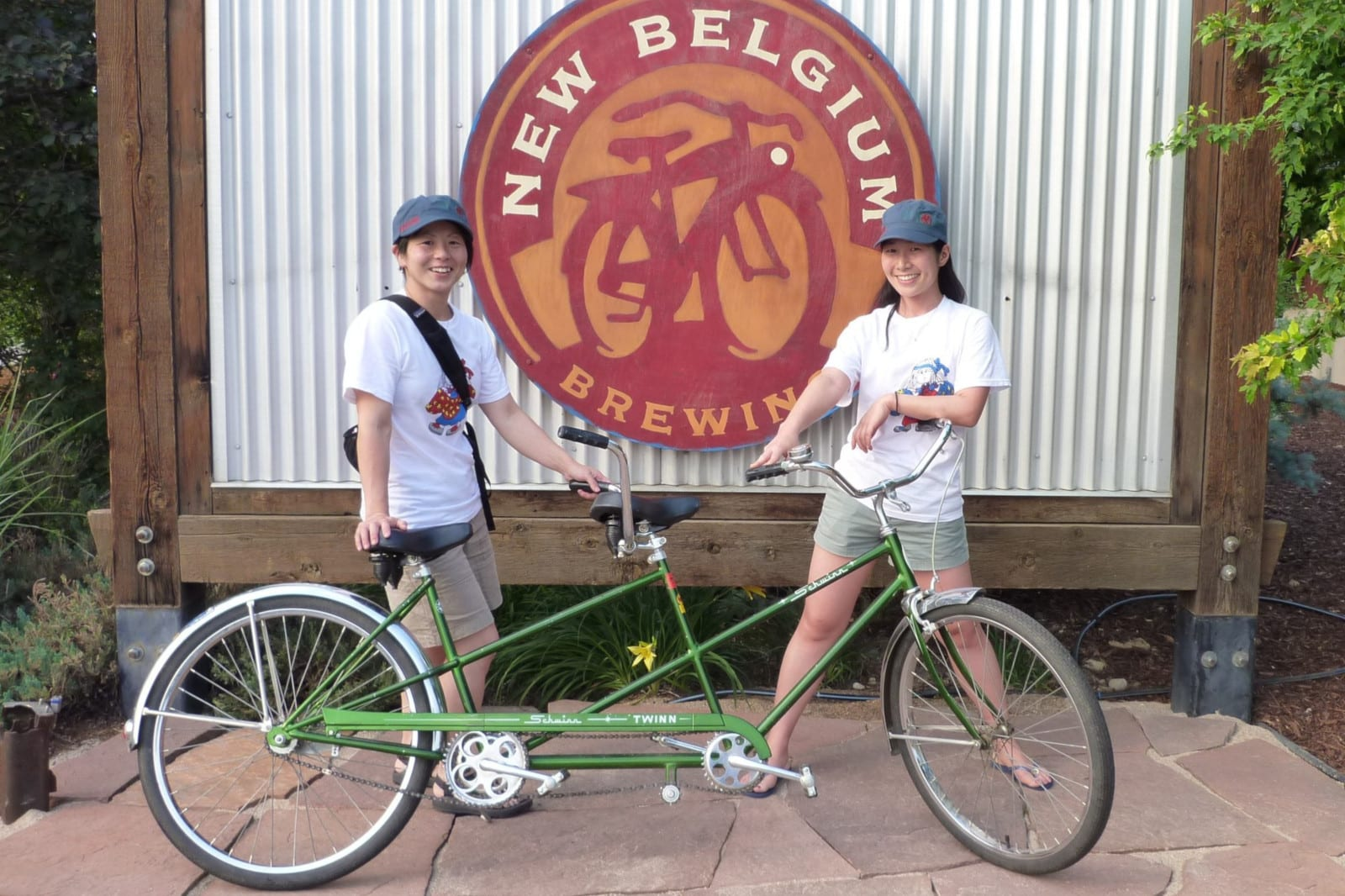 Fort Collins Date Ideas Beer and Bike Tours Tandem Bicycle