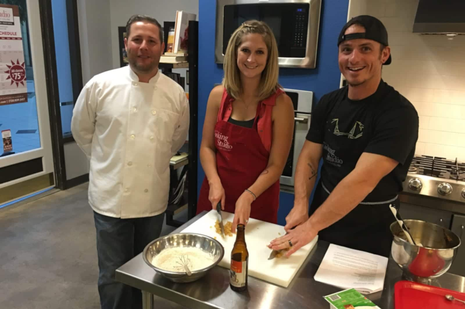 Fort Collins Date Ideas Cooking Studio Adult Classes