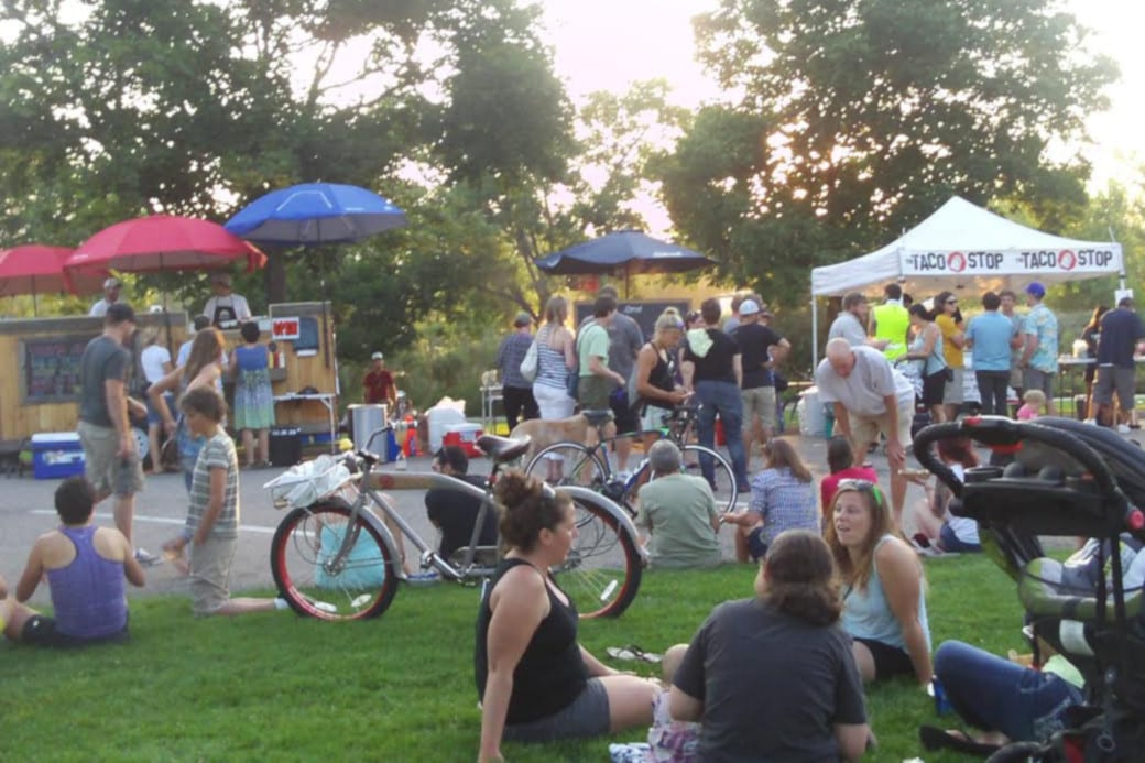 Fort Collins Date Ideas Food Truck Rally