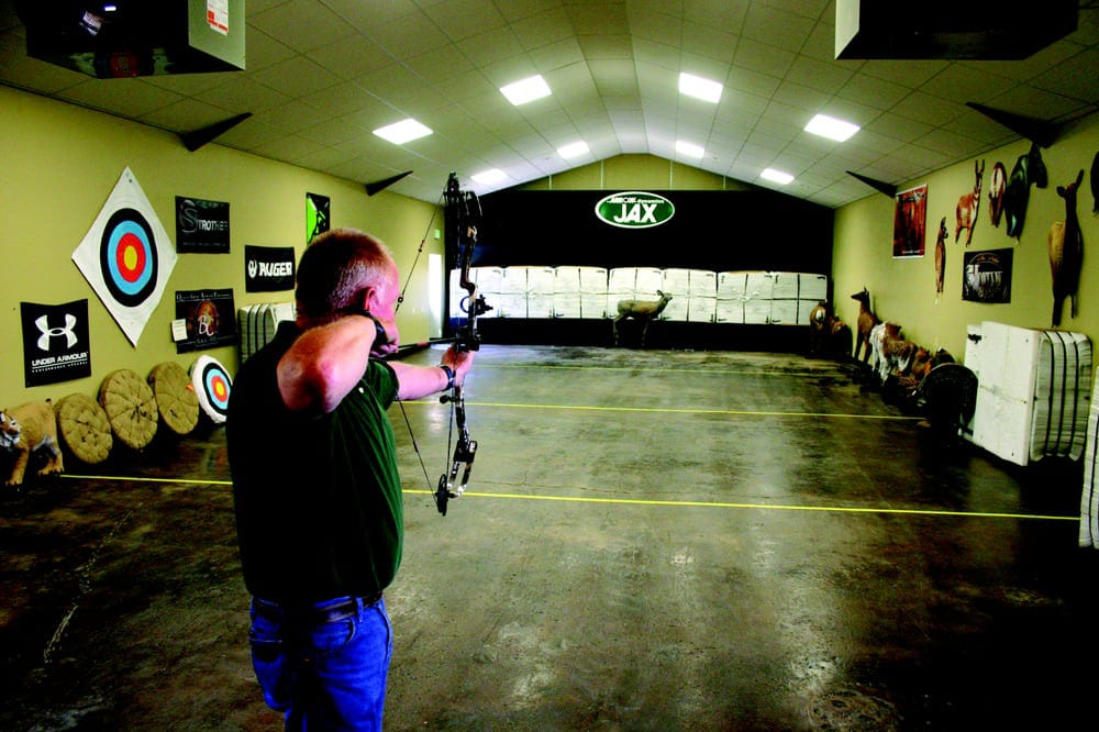 Fort Collins Date Idea Jax Mercantile Archery