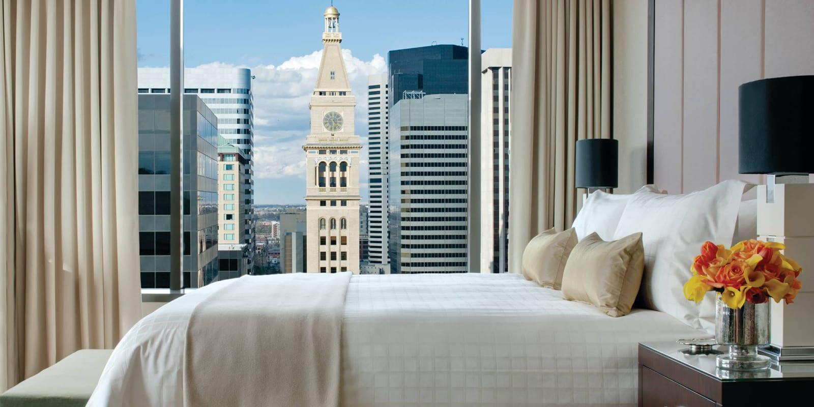 Superior Room Four Seasons Resort Downtown Denver Best Hotels
