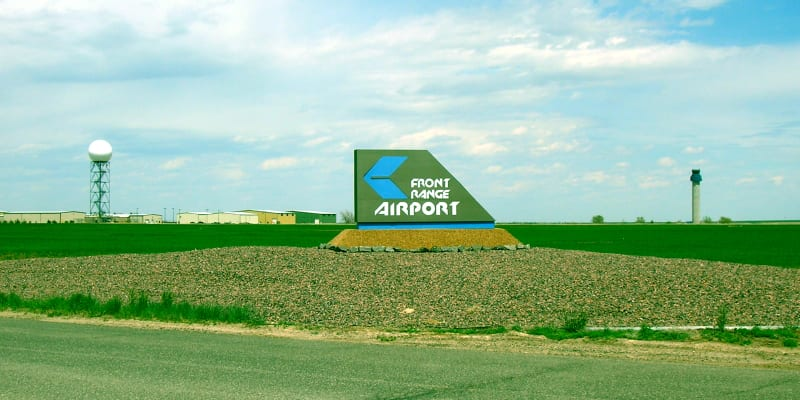 Front Range Airport Watkins CO