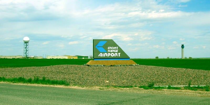 Front Range Airport Watkins CO