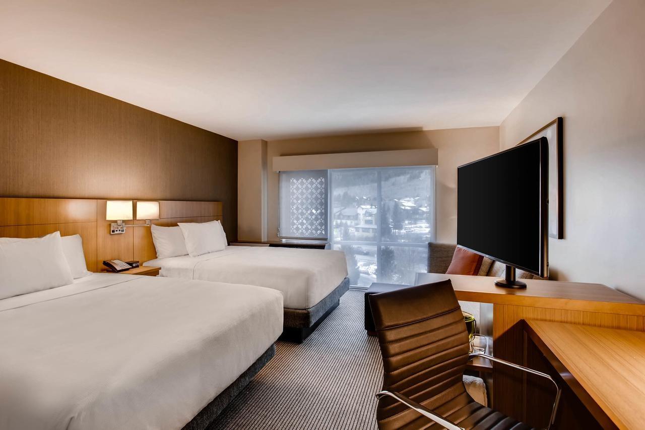 Hyatt Place Keystone CO Hotel Room