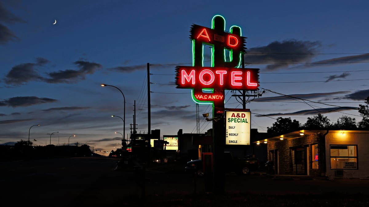 Lakewood CO West Colfax A and D Motel