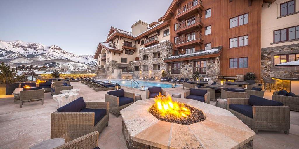 Luxury Telluride Madeline Hotel Residences