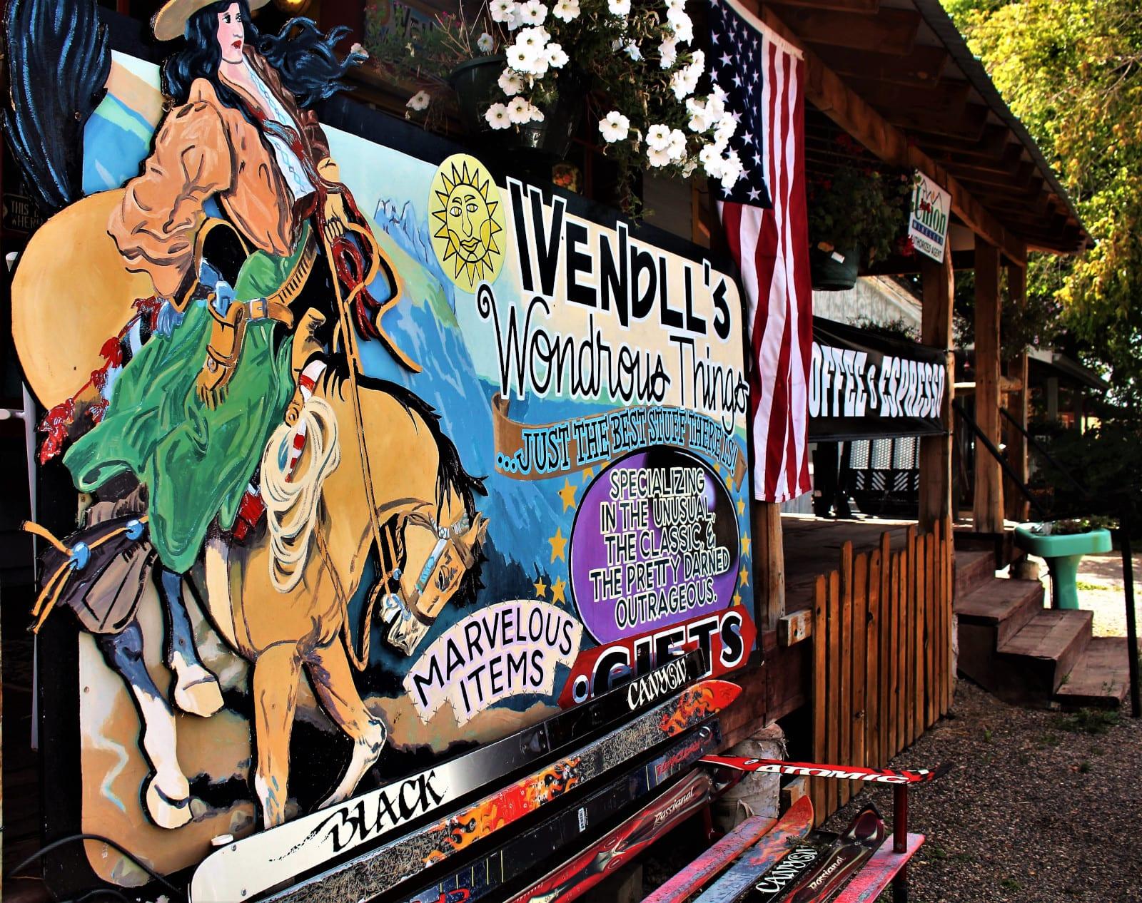 Meeker CO Wendell's