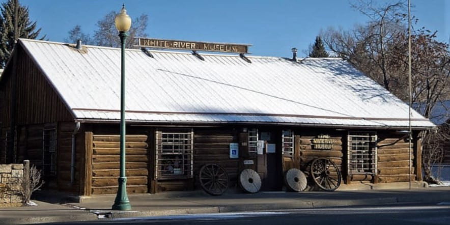Meeker CO White River Valley Museum